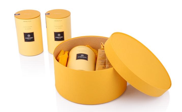 Луксозни опаковки - Кутия за гурме 08