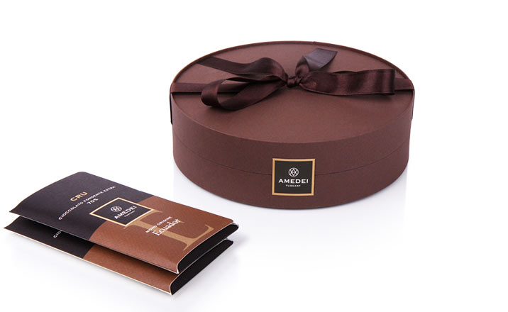 Луксозни опаковки - Кутия за гурме 09