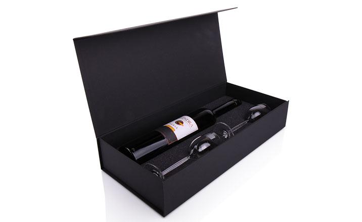 Луксозни опаковки - Кутия за бутилки 37