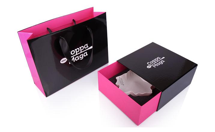 Луксозни опаковки - Кутия за порцелан 11