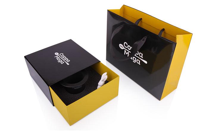 Луксозни опаковки - Кутия за порцелан 10