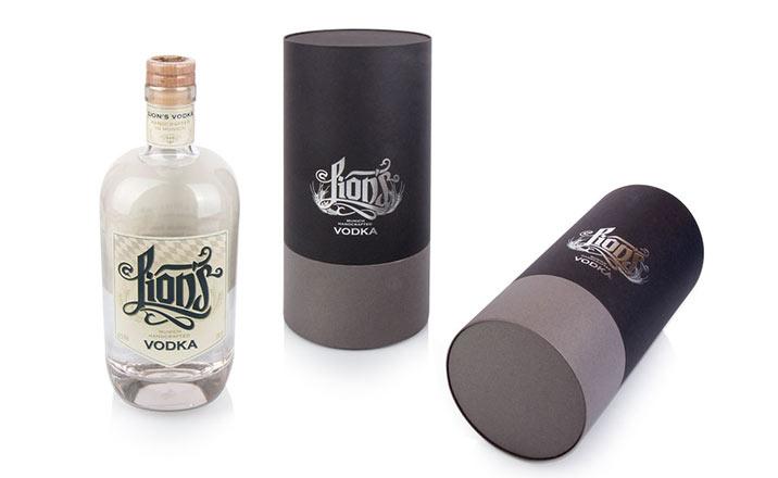 Луксозни опаковки - Тубус за бутилки 14