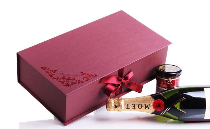 Луксозни опаковки - Кутия за бутилки 13