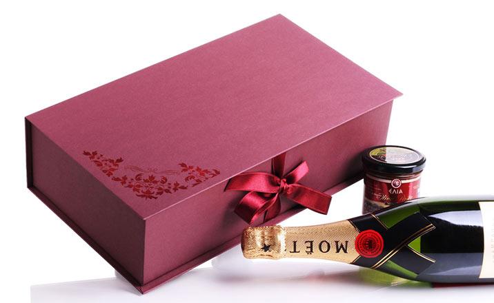 Луксозни опаковки - Кутия за гурме 05