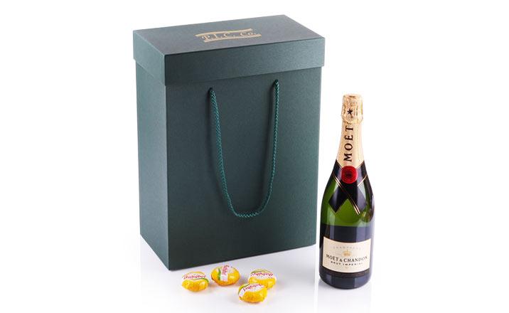 Луксозни опаковки - Кутия за бутилки 14