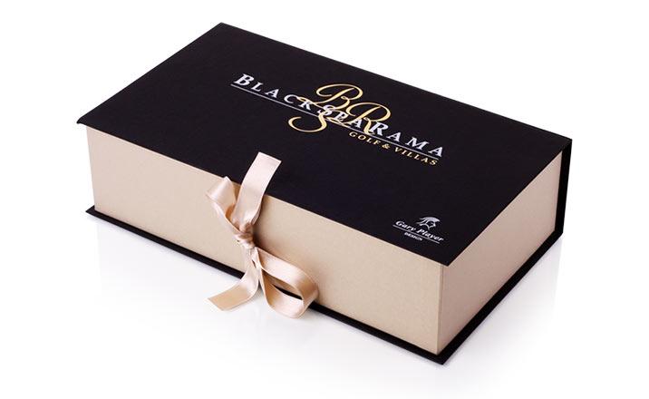 Луксозни опаковки - Кутия за хотели и спа 06