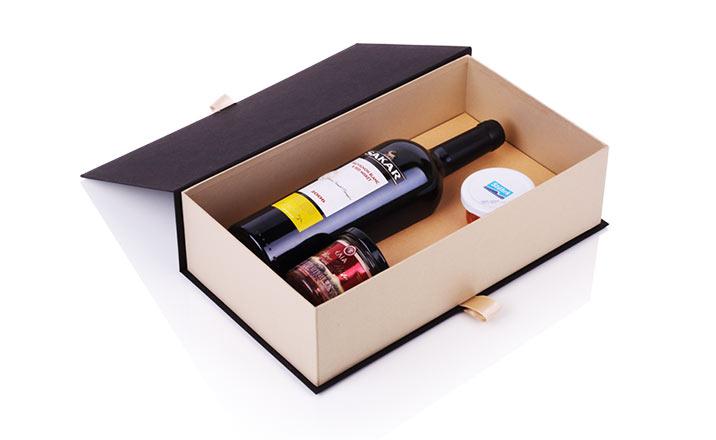 Луксозни опаковки - Кутия за бутилки 17