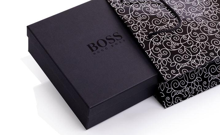 Луксозни опаковки - Кутия за текстил 07