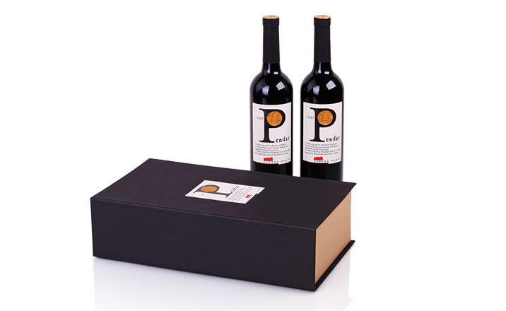Луксозни опаковки - Кутия за бутилки 18