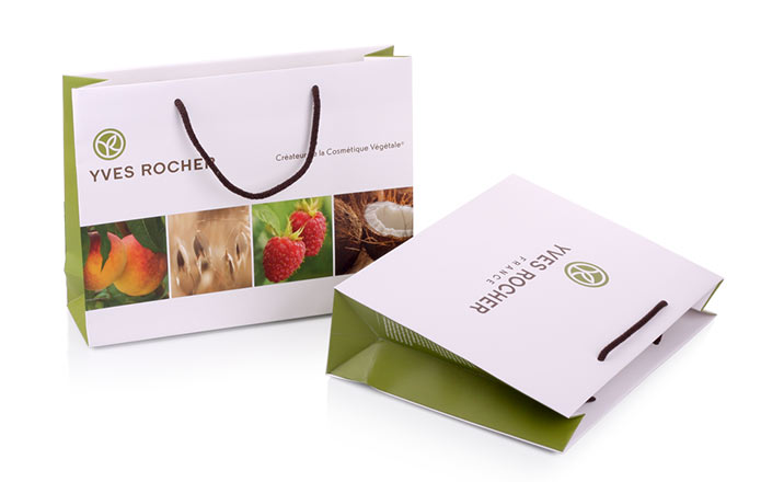 Луксозни опаковки - Рекламни торби 01