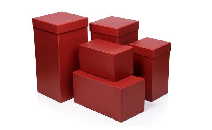 Луксозни опаковки - Кутия за порцелан 05