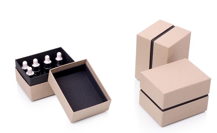Луксозни опаковки - Кутия за фармация 04