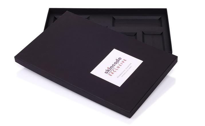 Луксозни опаковки - Кутия за фармация 05