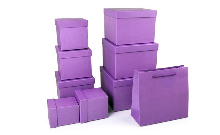 Луксозни опаковки - Кутия за порцелан 06