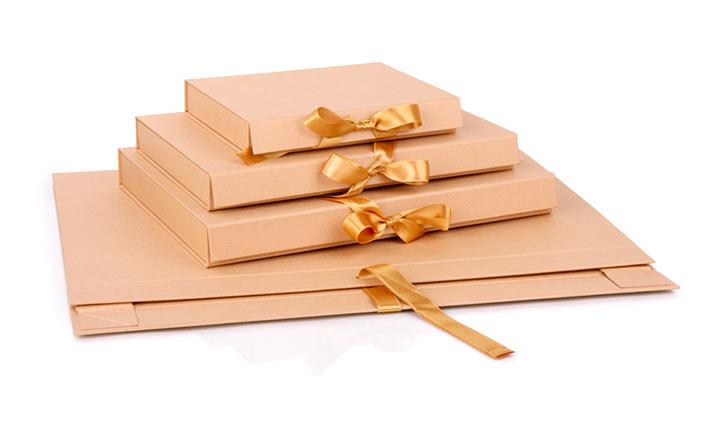 Луксозни опаковки - Кутия за книги 08