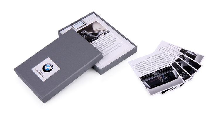 Луксозни опаковки - Кутия за луксозни каталози 12