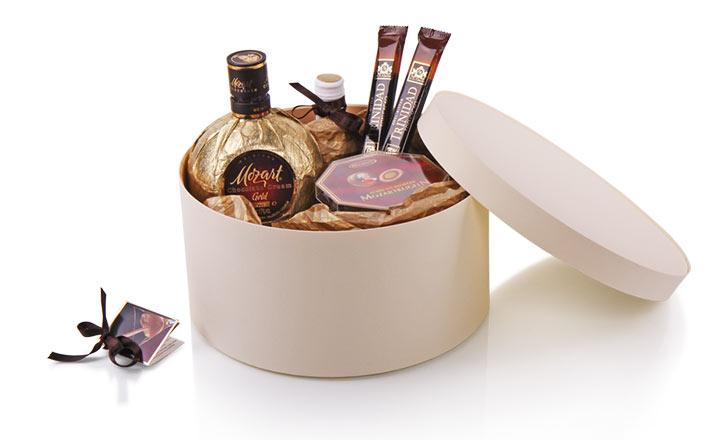 Луксозни опаковки - Кутия за гурме 02