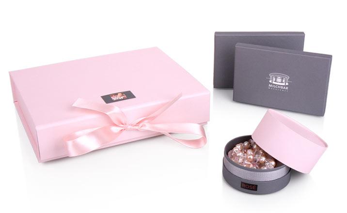 Луксозни опаковки - Кутия за бижута 01