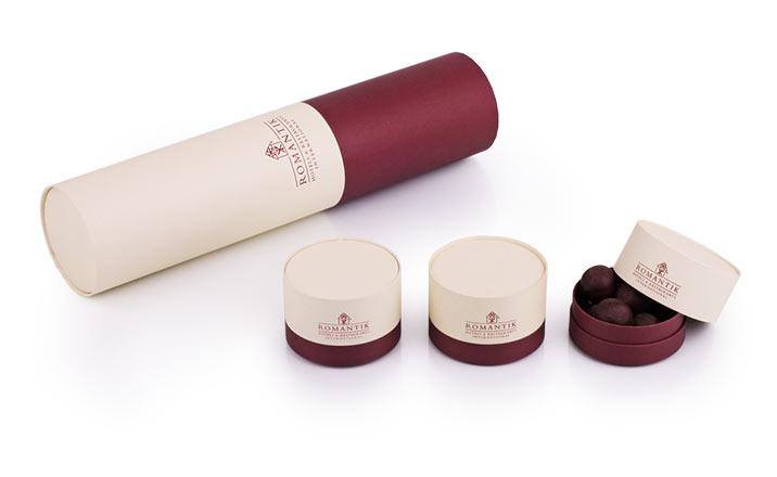 Луксозни опаковки - Кутия за бонбони и шоколад 38
