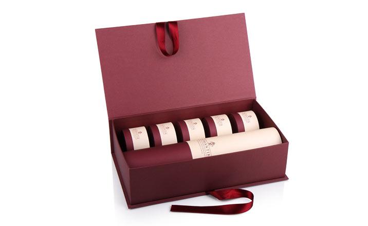 Луксозни опаковки - Кутия за хотели и спа 09