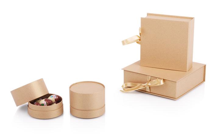 Луксозни опаковки - Кутия за бонбони и шоколад 39