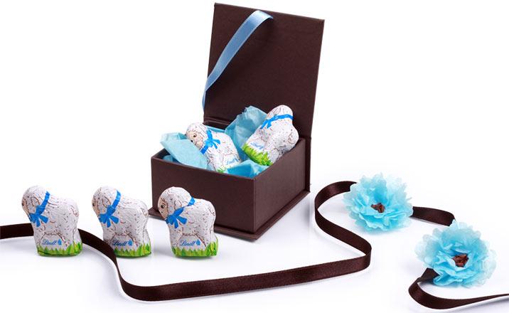Луксозни опаковки - Кутия за бонбони и шоколад 42