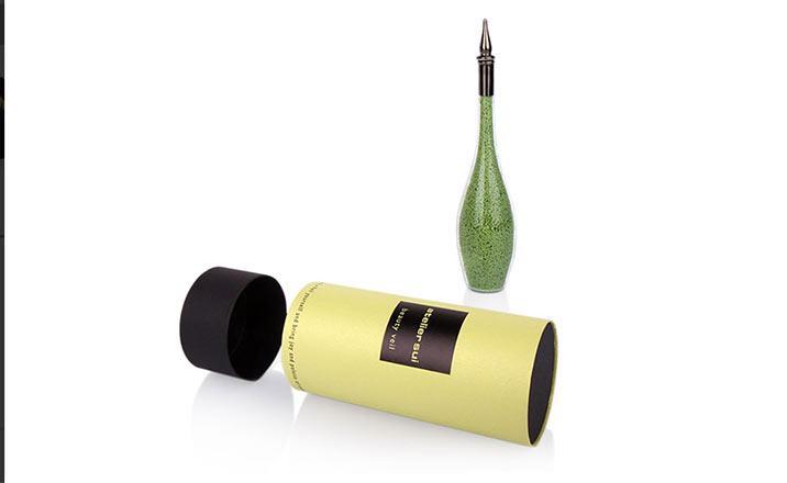 Луксозни опаковки - Тубус за козметика 02