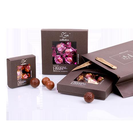Луксозни опаковки - Кутии с прозорец