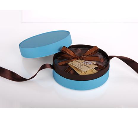 Луксозни опаковки - Цилиндрични с панделка