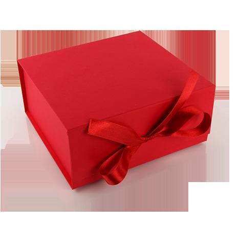 Луксозни опаковки - Твърди сгъваеми /квадратни
