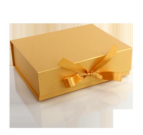 Луксозни опаковки - Твърди сгъваеми / дълбоки