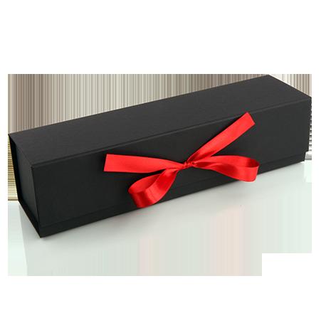Луксозни опаковки - Твърди сгъваеми за 1 бутилка