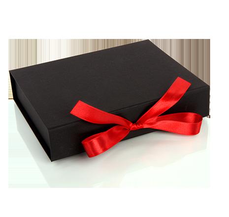 Луксозни опаковки - Твърди сгъваеми / плитки